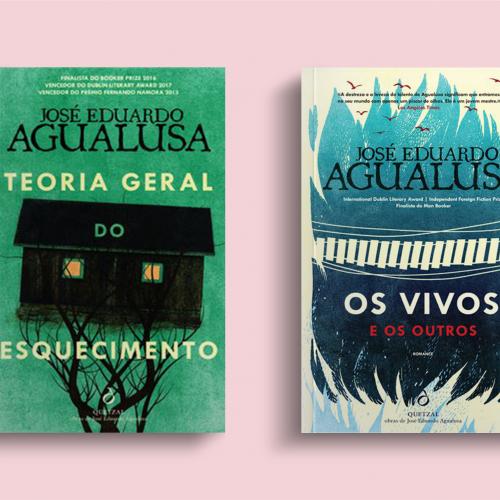 "Livraria Lello sugere… ""Teoria Geral do Esquecimento"" e ""Os Vivos e os Outros"""