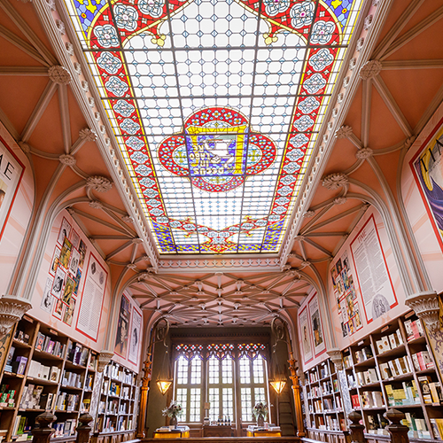 Prémio Nobel da Literatura 2021: a lista de candidatos da Livraria Lello