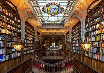 Livraria Lello abre nova janela para o mundo através da venda online
