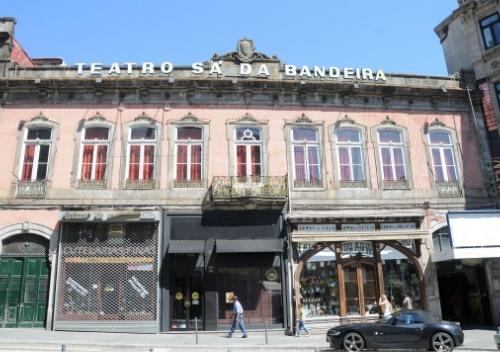 Sá da Bandeira Theatre