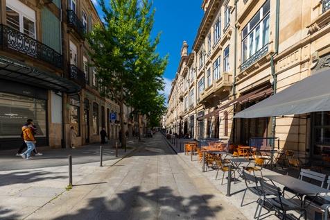 Rua das Galerias Paris